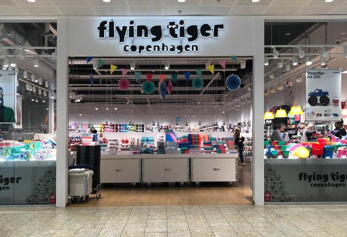Flying Tiger - Smáralind